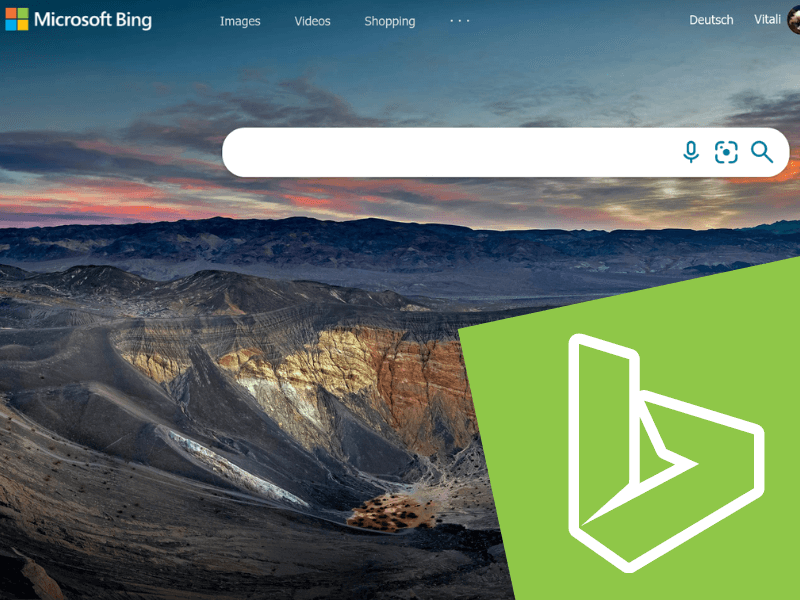 Einen Affiliate-Link mit Bing Ads richtig bewerben